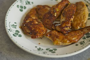 Corrine Trang's Korean BBQ Chicken recipe