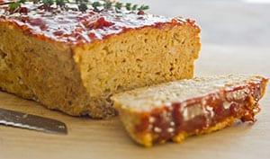 BBQ Turkey Meatloaf recipe