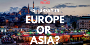 Is Turkey In Europe Or Asia_