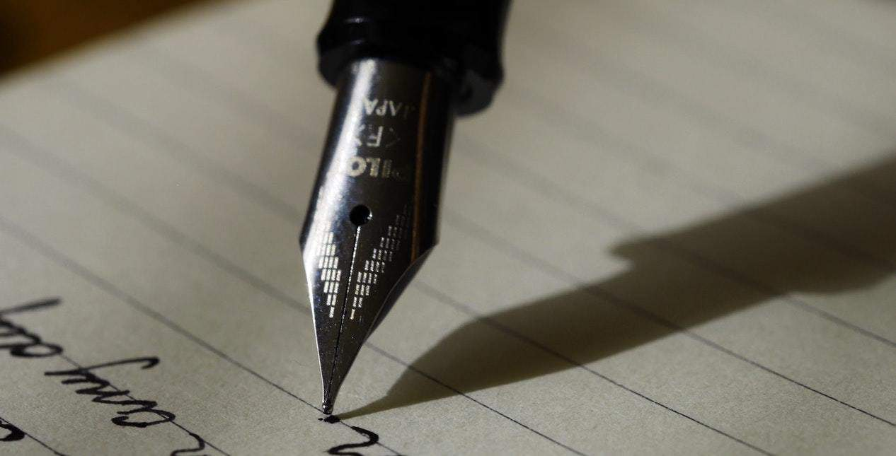 Why are fountain pen sales rising?