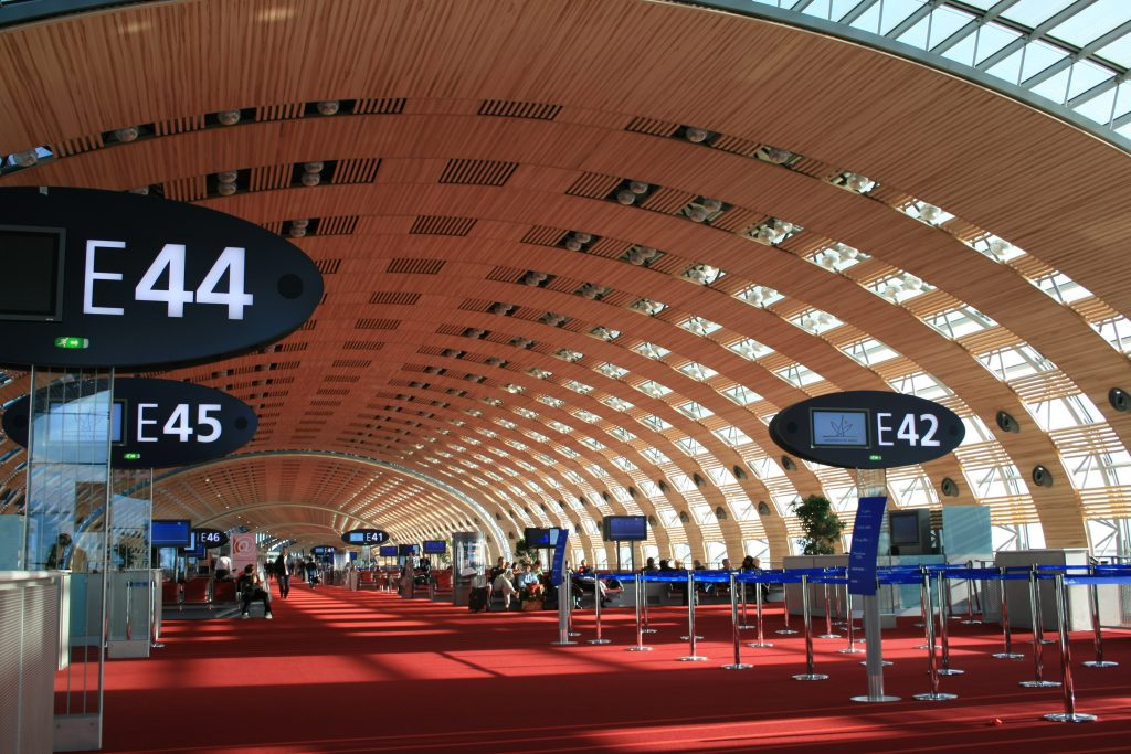 The World's 10 Largest Airports By Surface Area