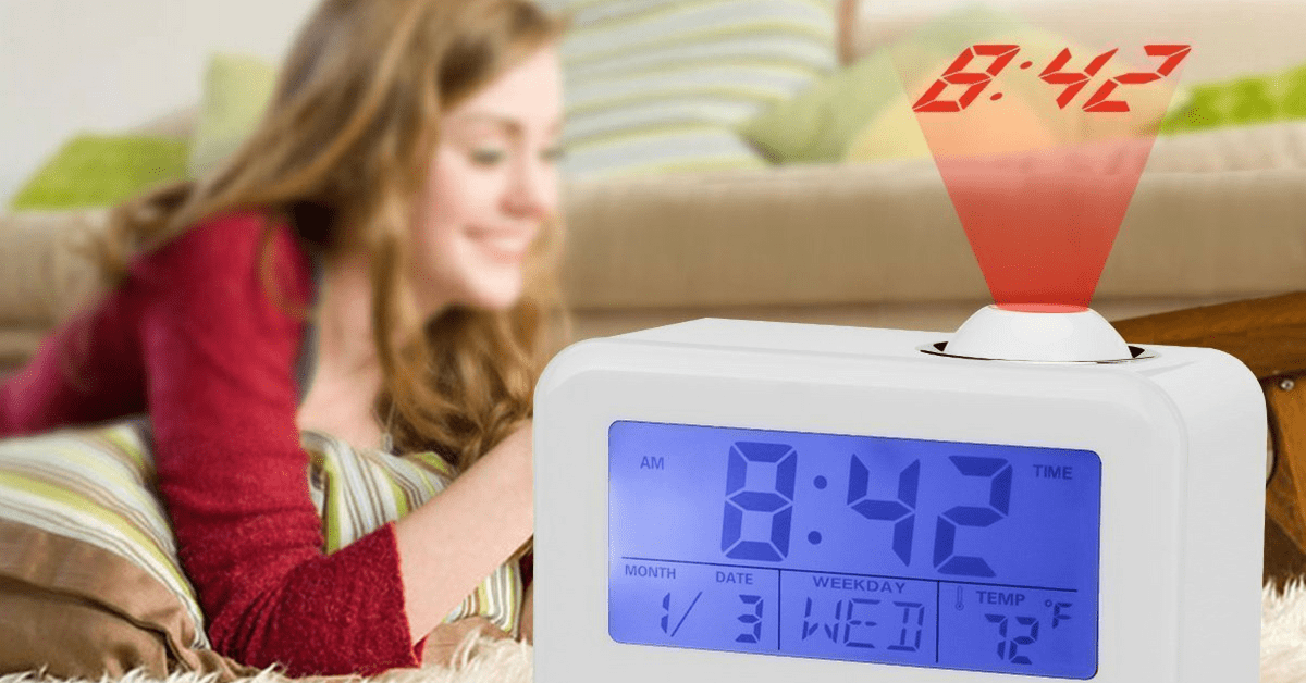 The 7 Best Projection Alarm Clocks