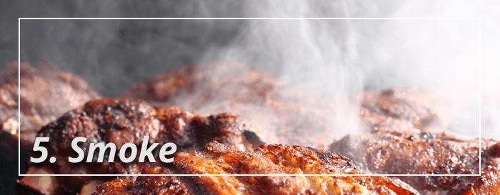 BBQ Smoke Reminder