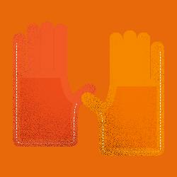 CP&T_Work gloves