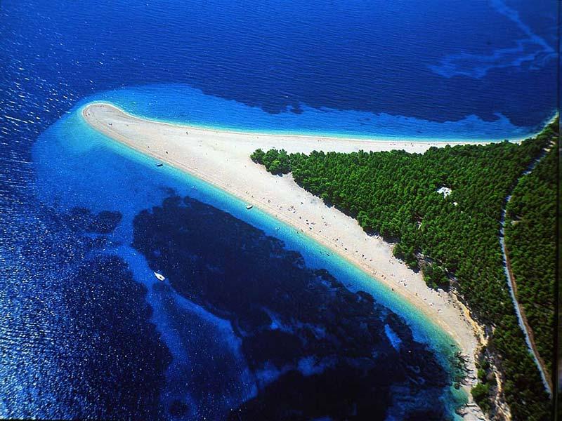 brac island