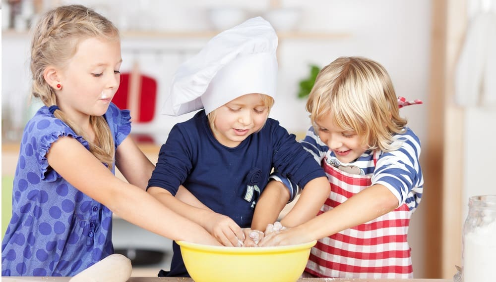 kids cooking ideas