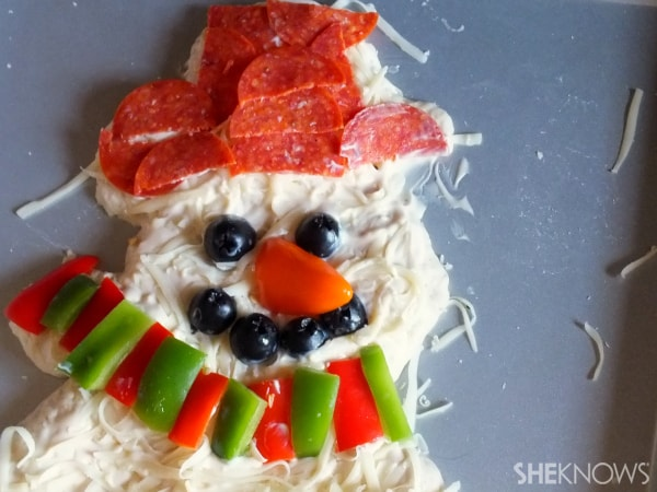 christmas cooking with the kids