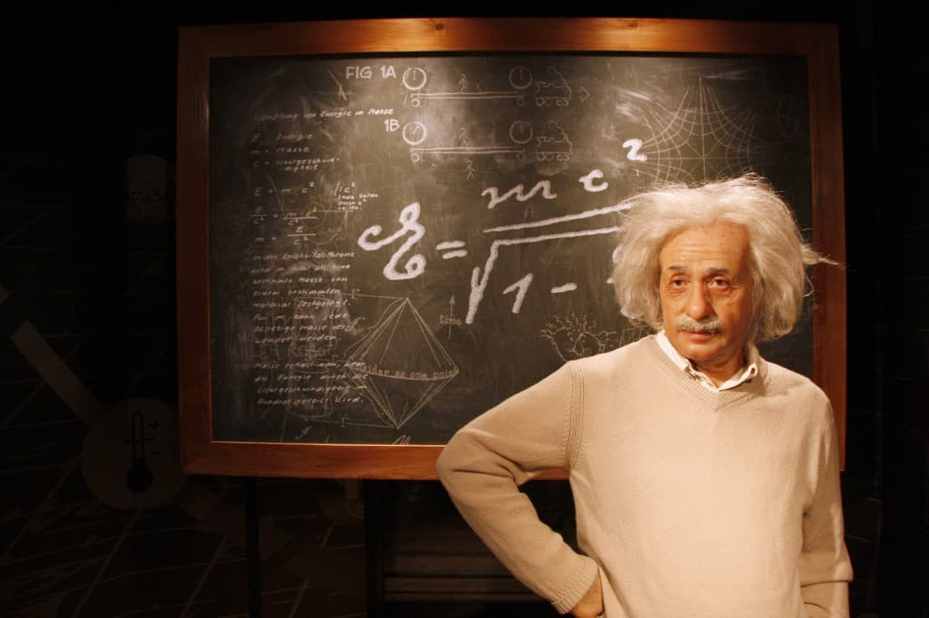 lessons from albert einstein